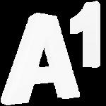 A1 weiß