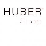 Huber Shop Logo weiß